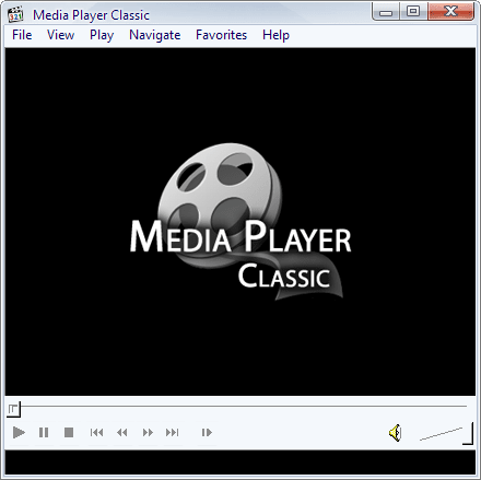 برنامه Media Player Classic